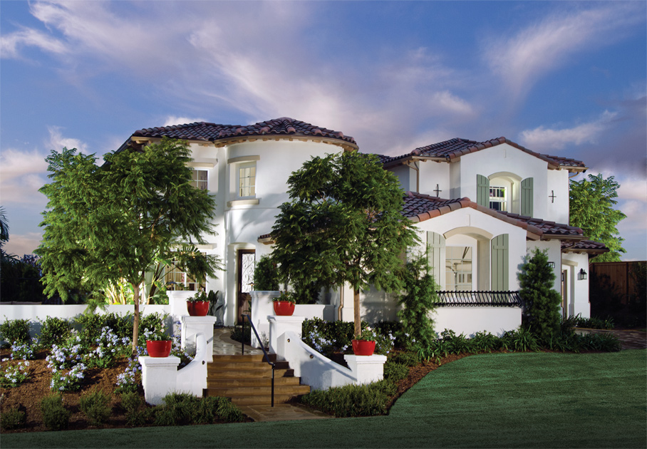 Toll Brothers at Arrowood - Greens: luxury new homes in Oceanside, CA