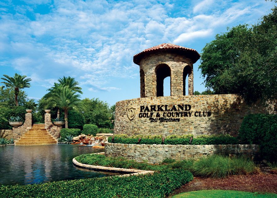 Parkland Golf and Country Club by Toll Brothers - Heritage Collection