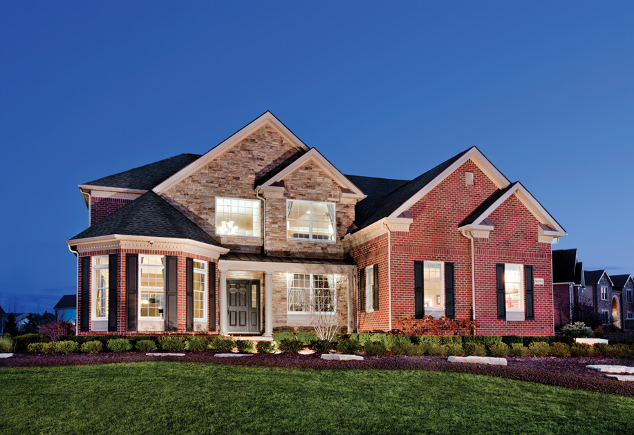 Michigan Luxury New Homes For Sale By Toll Brothers
