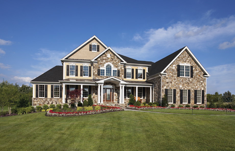 Maryland Luxury New Homes For Sale By Toll Brothers: house builders in maryland