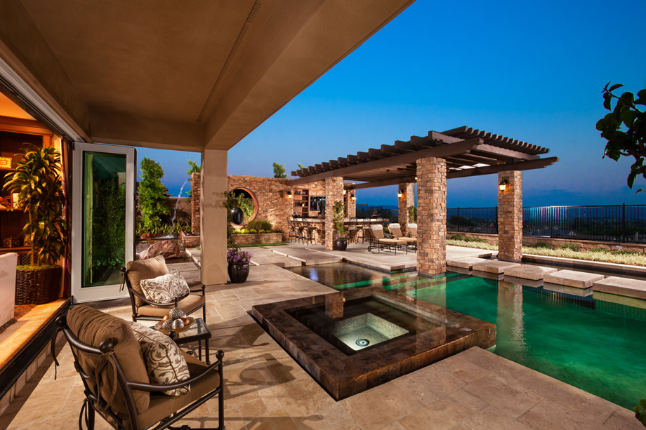 Toll Brothers at Amalfi Hills - Positano Collection