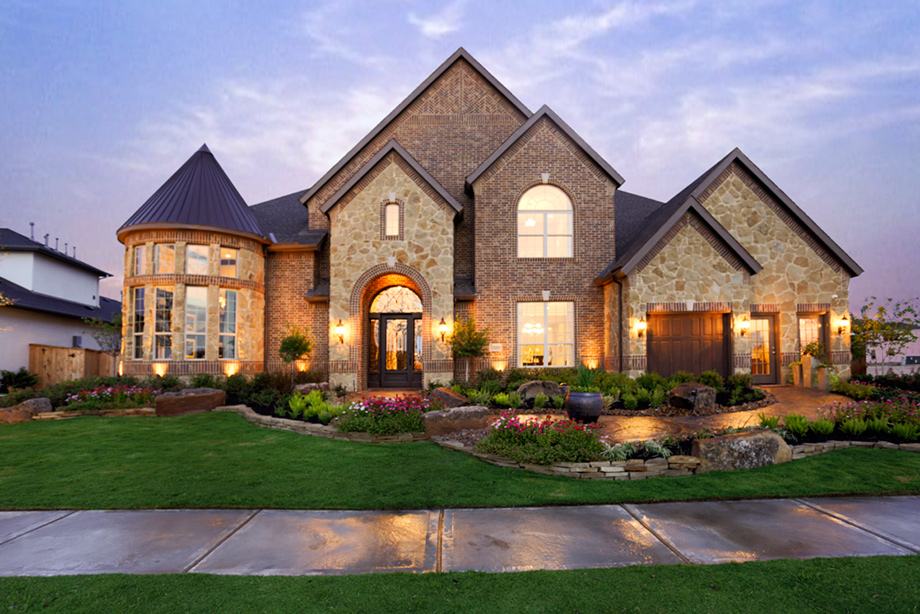 Cinco ranch ironwood estatesimage for Executive ranch homes