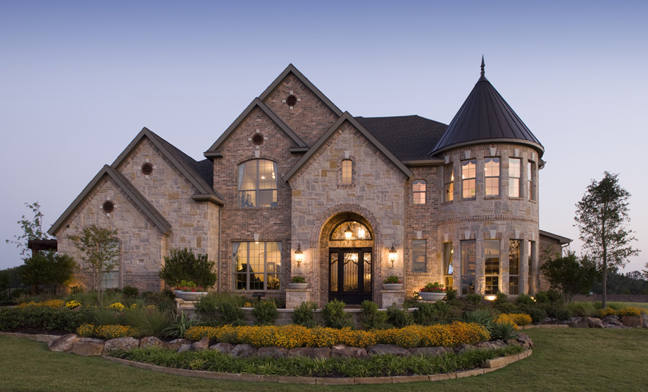 Carter Estates At Coppell Luxury New Homes In Grapevine Tx