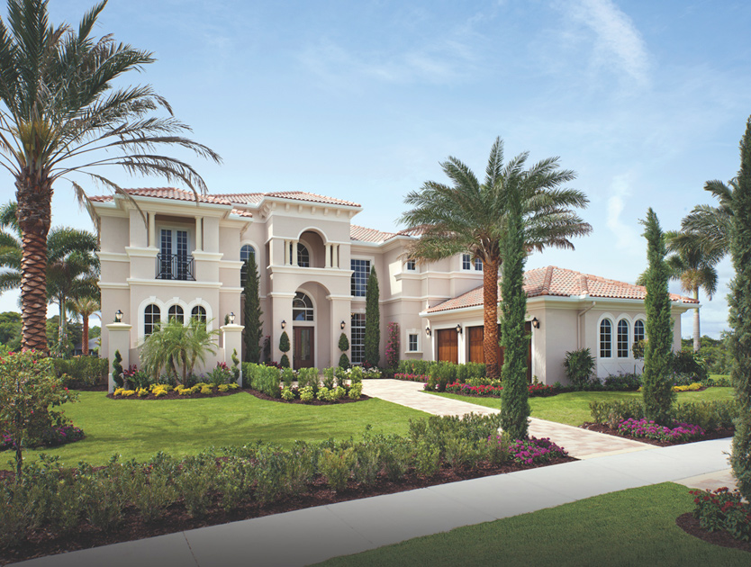 Royal Palm Polo By Toll Brothers Luxury New Homes In Boca
