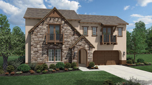 Toll Brothers - Ashbury at Alamo Creek Photo