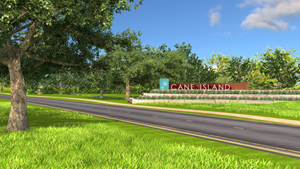 Toll Brothers - Cane Island Photo