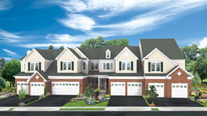Toll Brothers - Bowes Creek Country Club - The Townhome Collection Photo