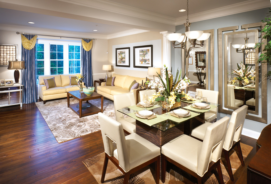 The Enclave at Arundel Preserve - Townhomes