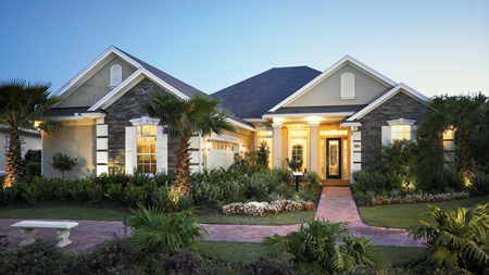 Click to visit the Coastal Oaks at Nocatee - Ambassador Collection's page
