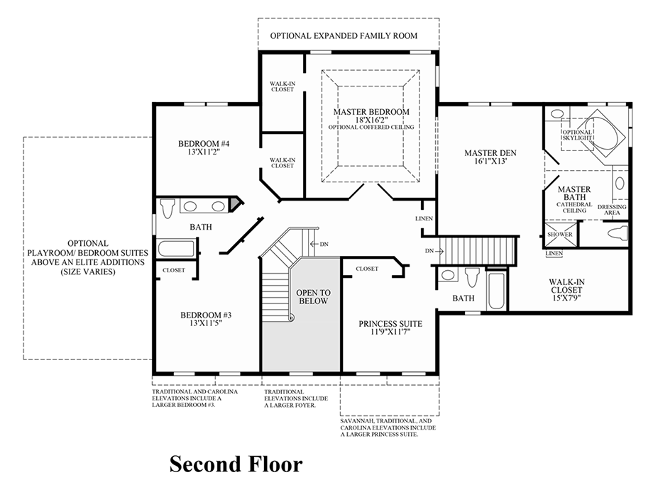 Toll Brothers Floor Plans Virginia: Chelsea At Toll Brothers At Fawn Lake: Luxury New Homes In