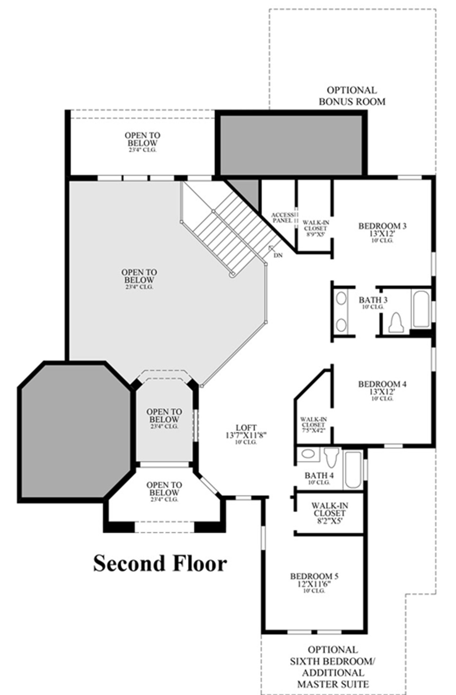 Dalenna Floor Plan