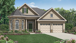 Toll Brothers - Brier Creek Country Club - Regency Collection Photo