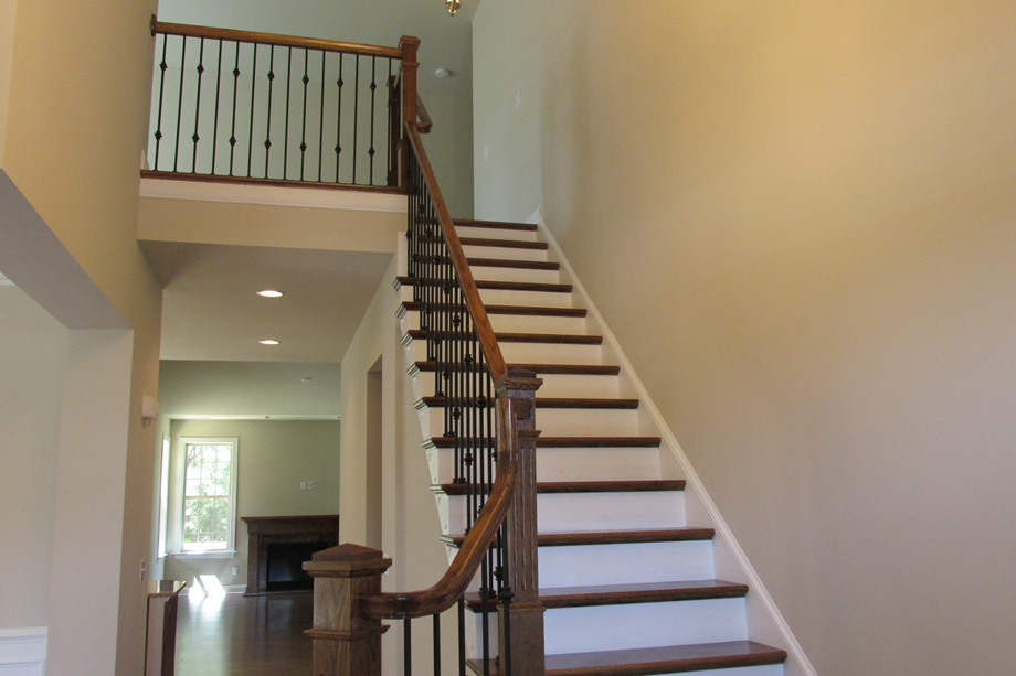 Story Foyer Loft : North carolina luxury new homes for sale by toll brothers