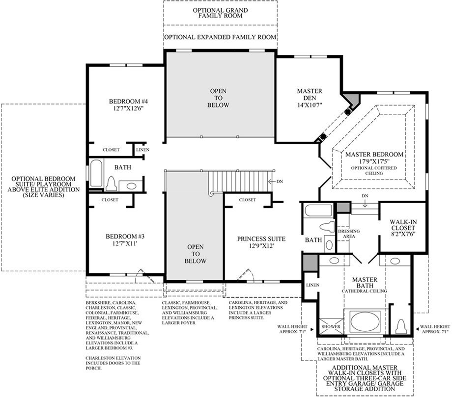 Duke Floor Plan