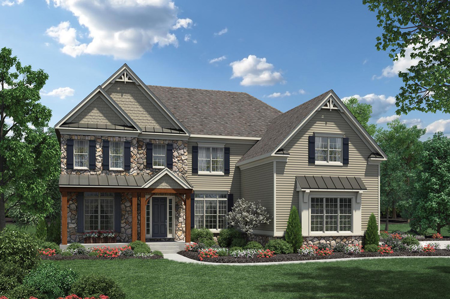 Toll brothers americas luxury home builder for Americas home builders