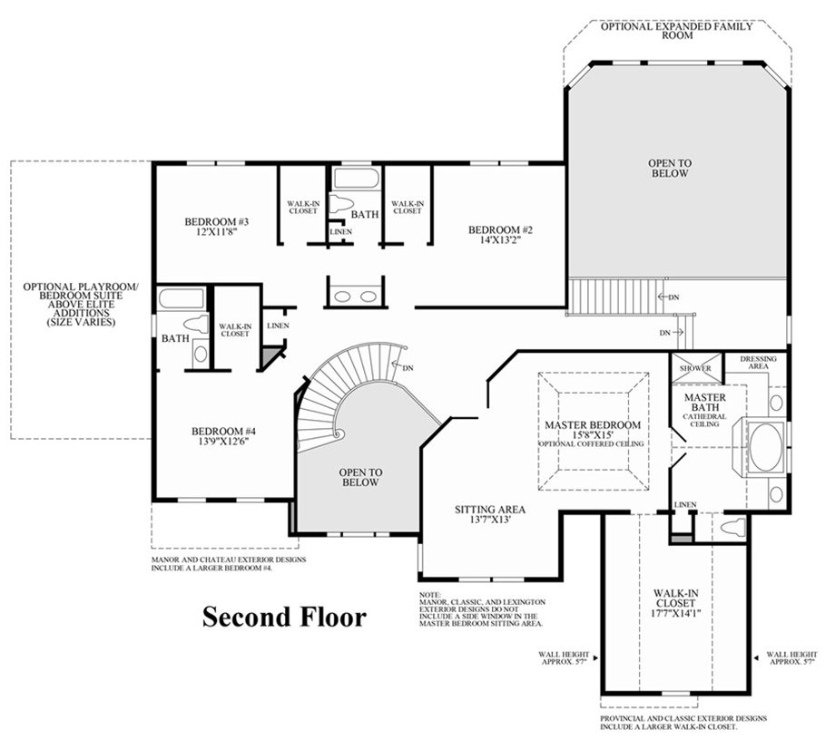 Eldridge Floor Plan