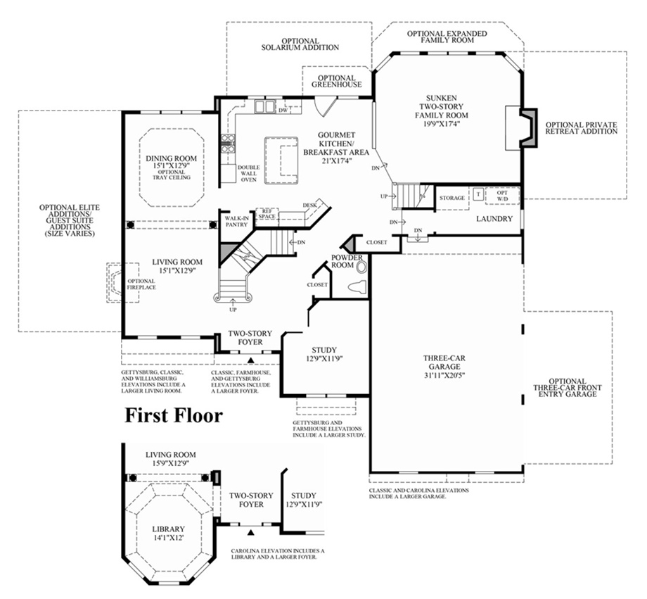 Elkton Floor Plan