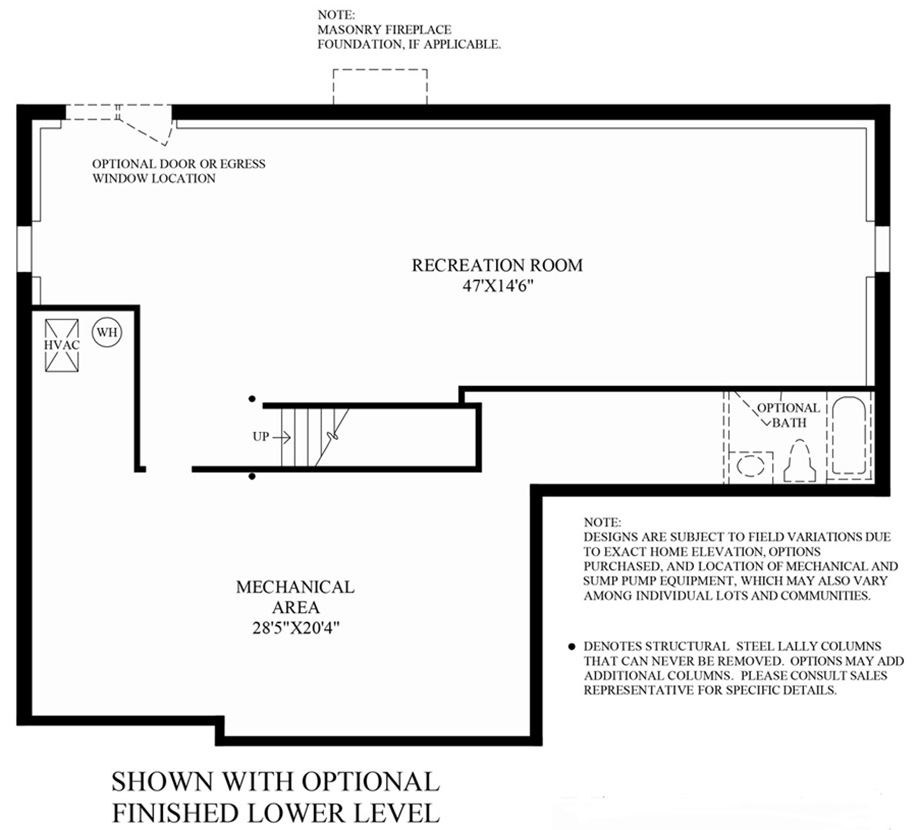 Ellsworth II Floor Plan