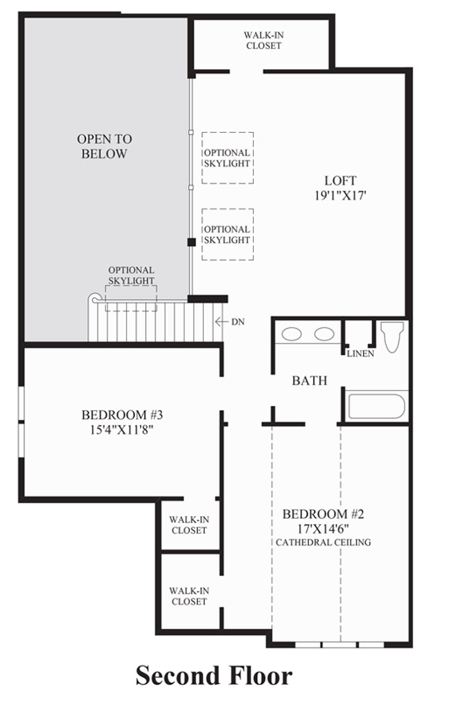Gladwyne Floor Plan
