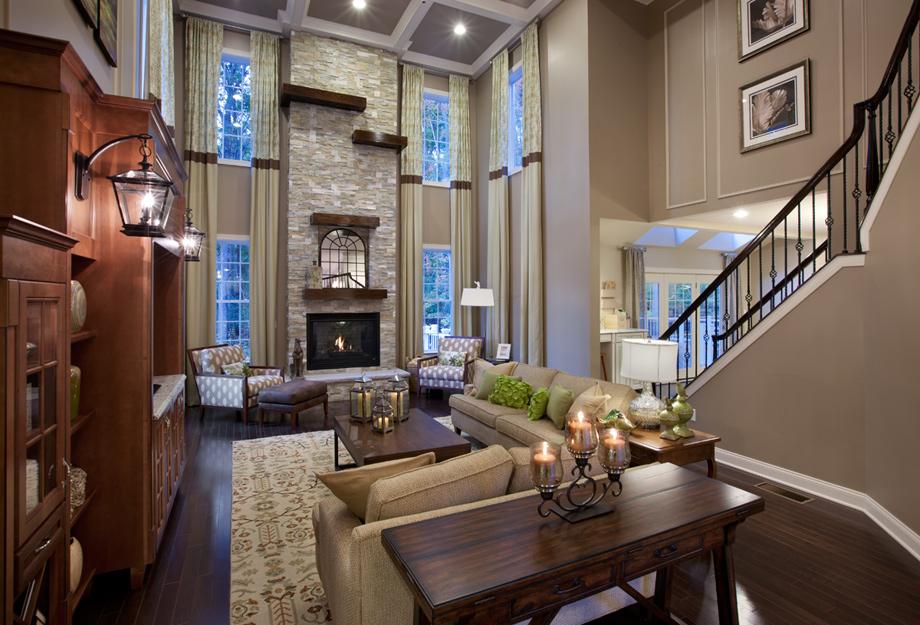 Hampton At Dominion Valley Country Club Estates Luxury