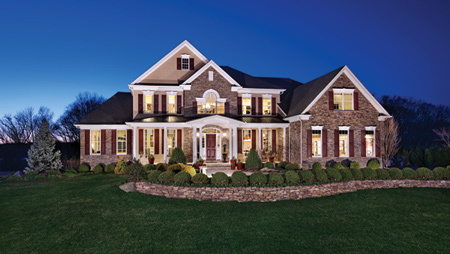 New Jersey Luxury New Homes For Sale By Toll Brothers
