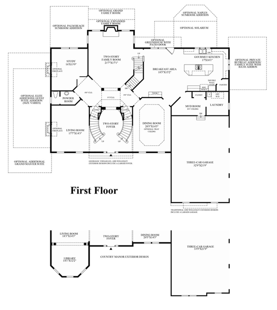 Henley Floor Plan
