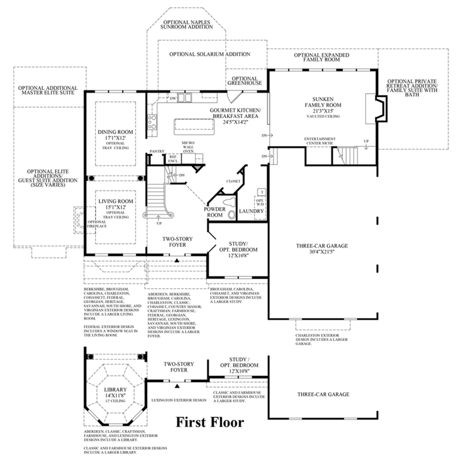 Hopewell Floor Plan