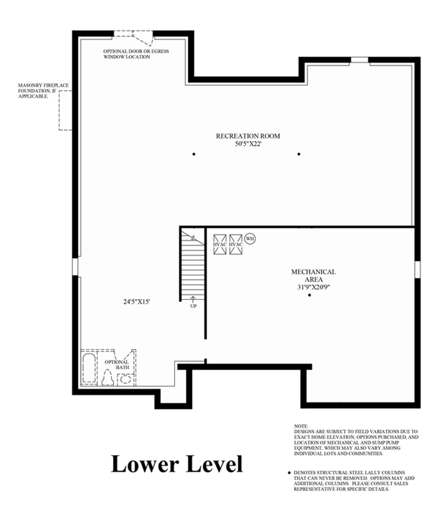 Malvern Floor Plan