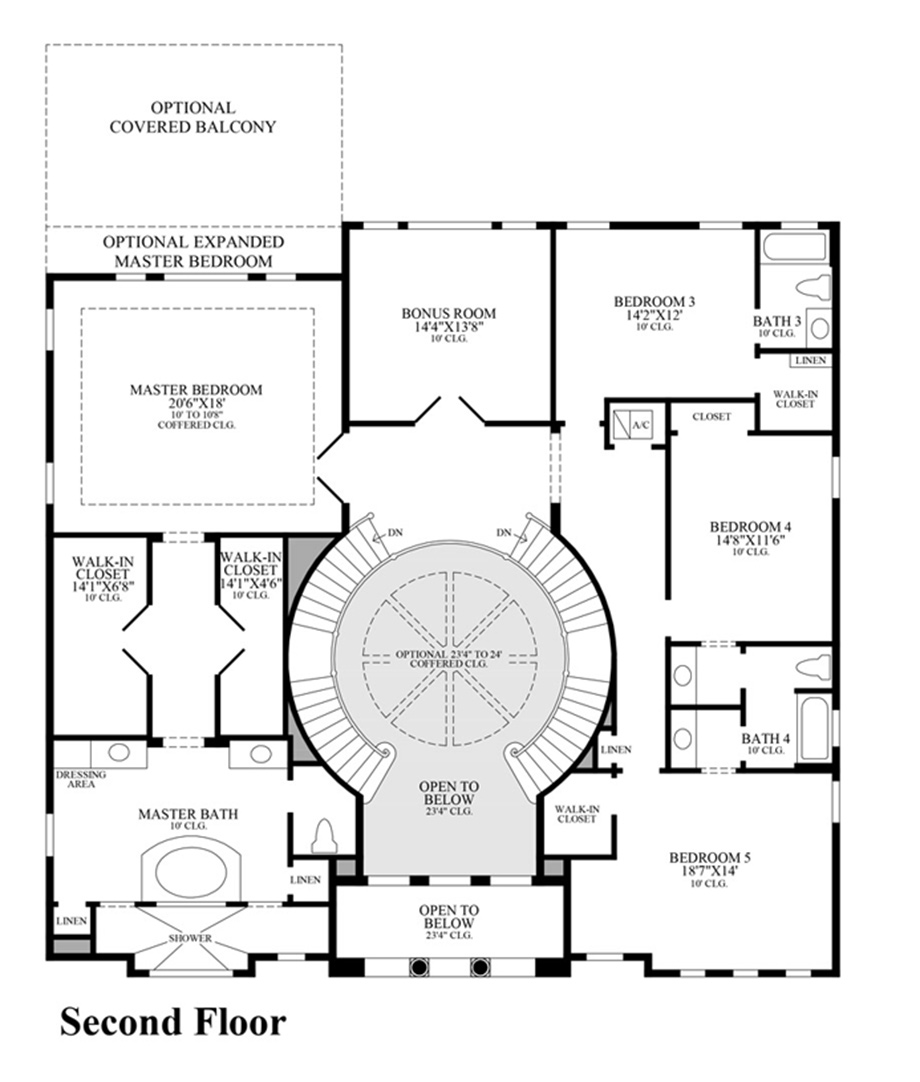 Toll brothers page not found for Versailles house floor plan
