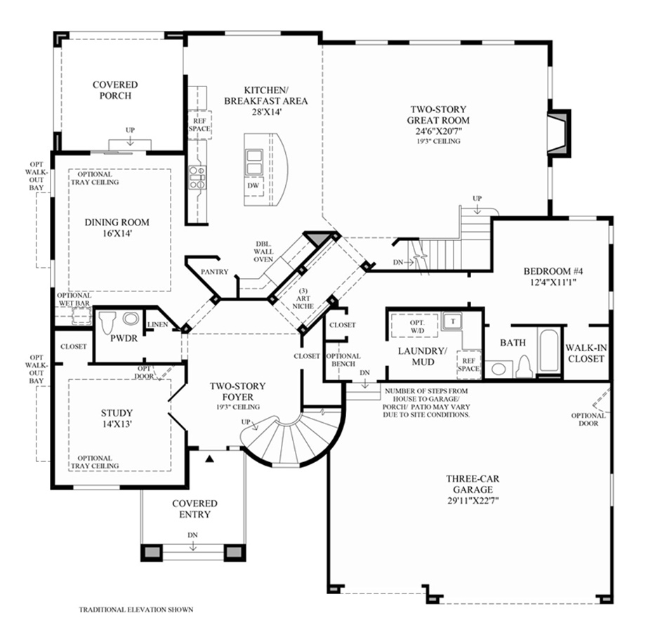 Orion Floor Plan
