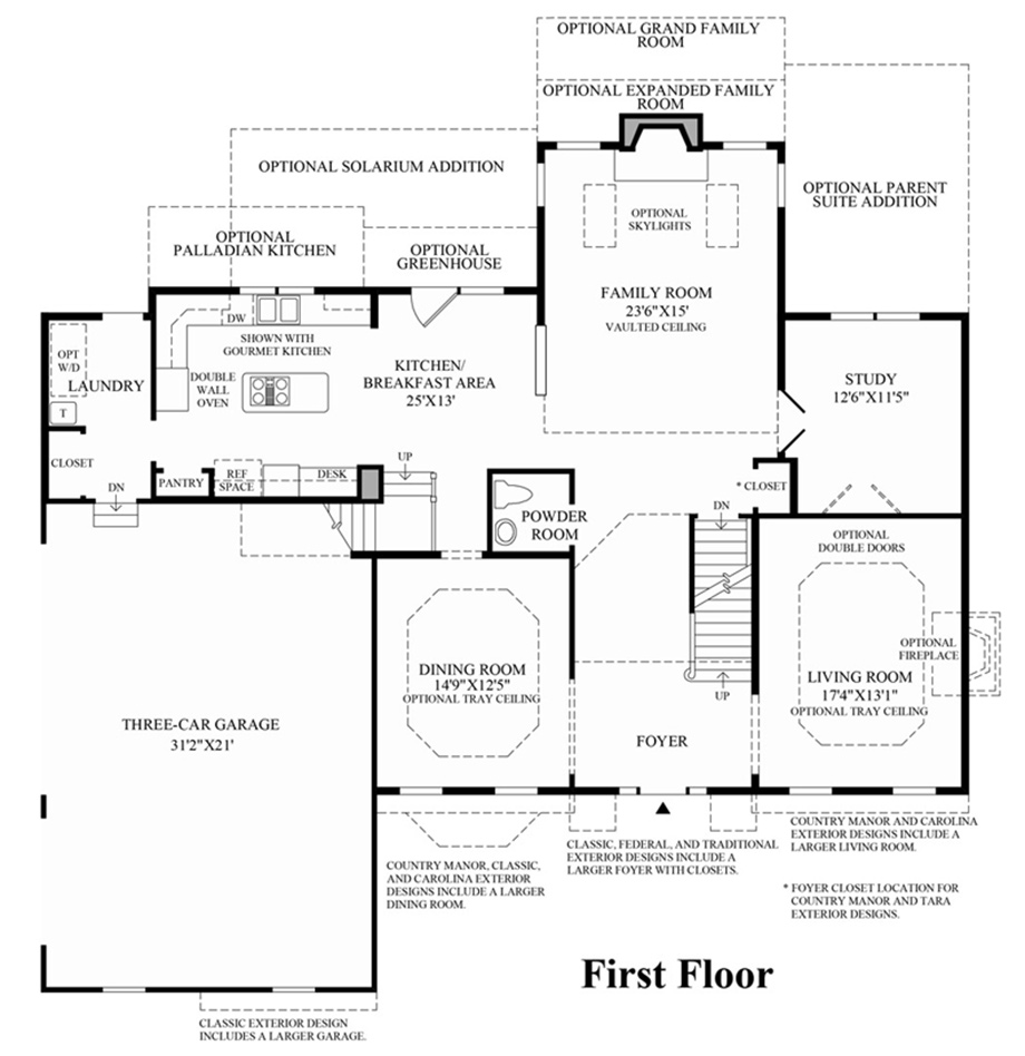Preston Floor Plan Toll Brothers Page Not Found