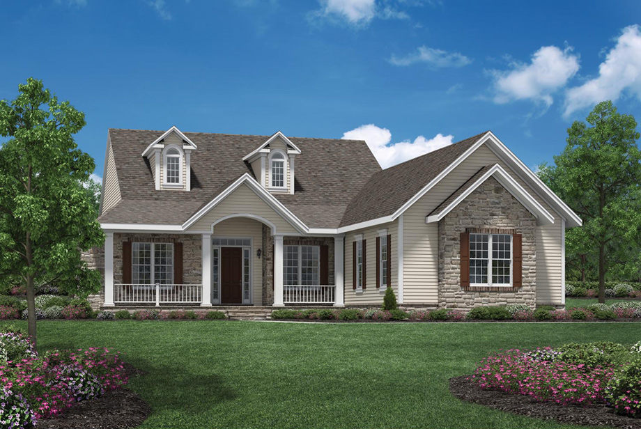 Toll brothers model homes virginia bing images for New homes models picture
