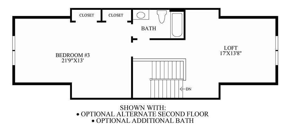 Tradition Floor Plan