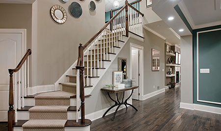 Vassar At Applebrook Meadows Luxury New Homes In Malvern Pa