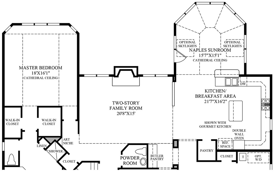 Waterford Floor Plan
