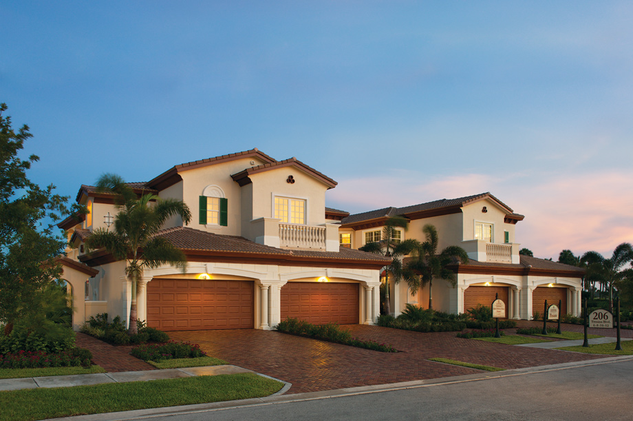 Jupiter Country Club Carriage Homes Luxury New Homes In