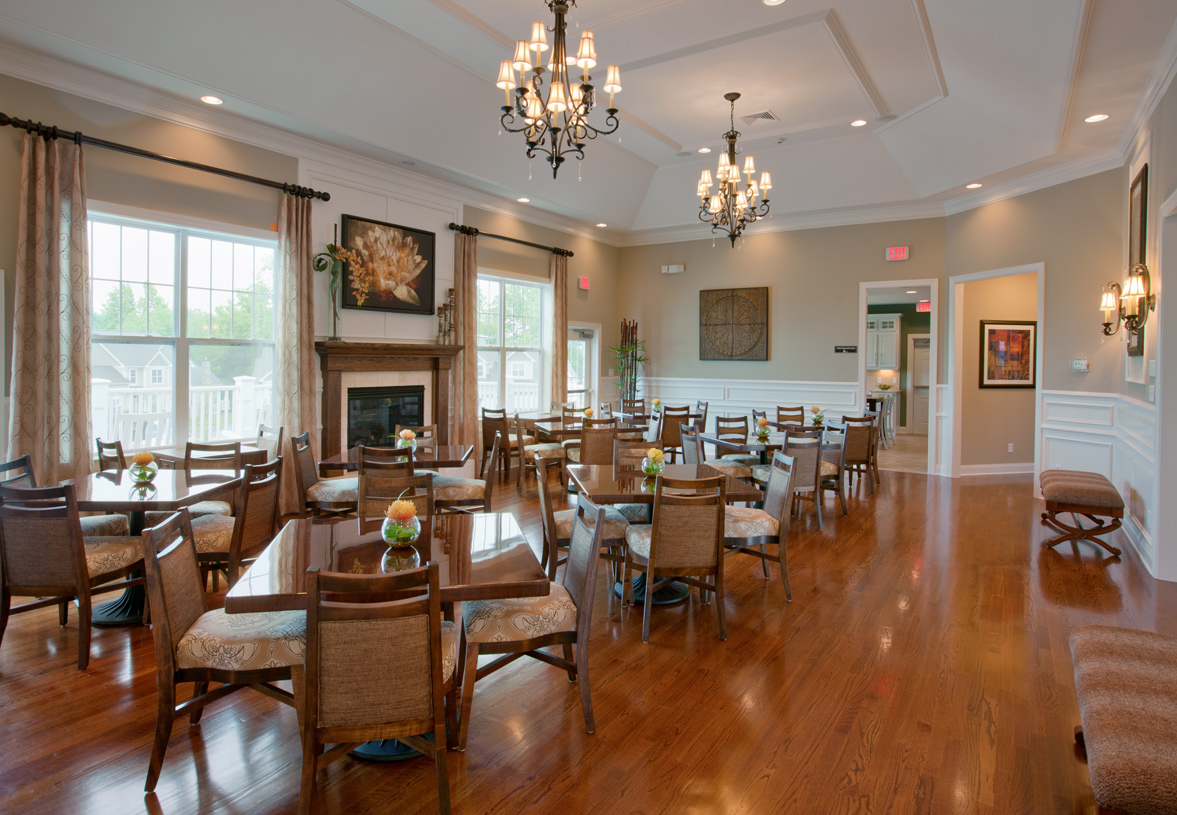 Host a family get-together or meet up with friends at the Grand Hall