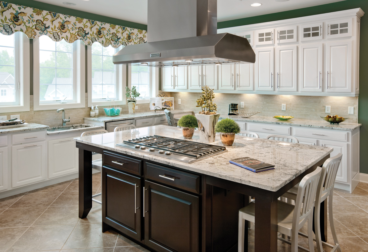 The summit at bethel the brandeis home design for Bethel kitchen designs