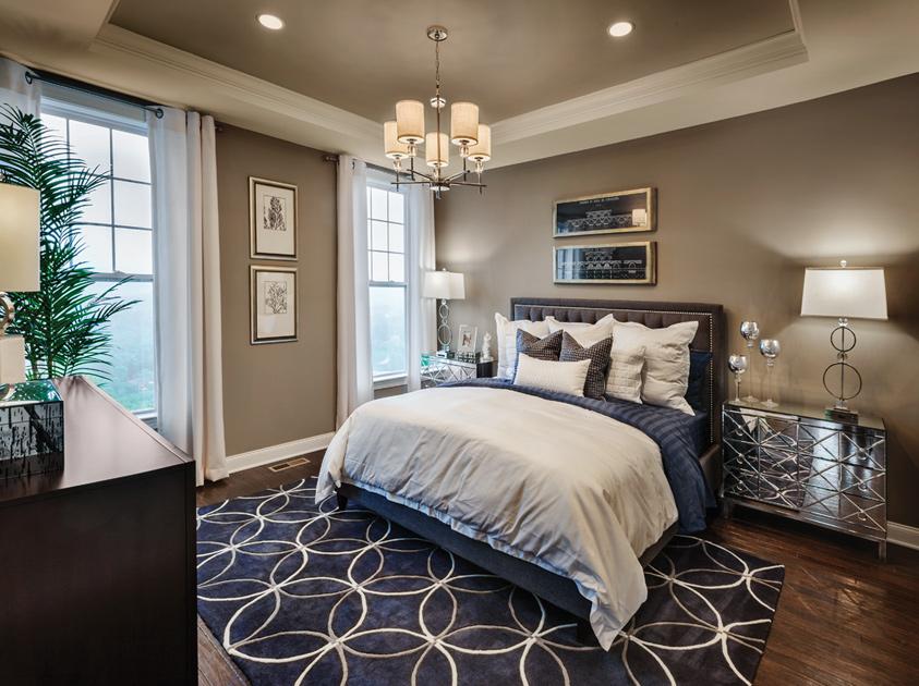 Superb First Floor Master Bedroom Suite
