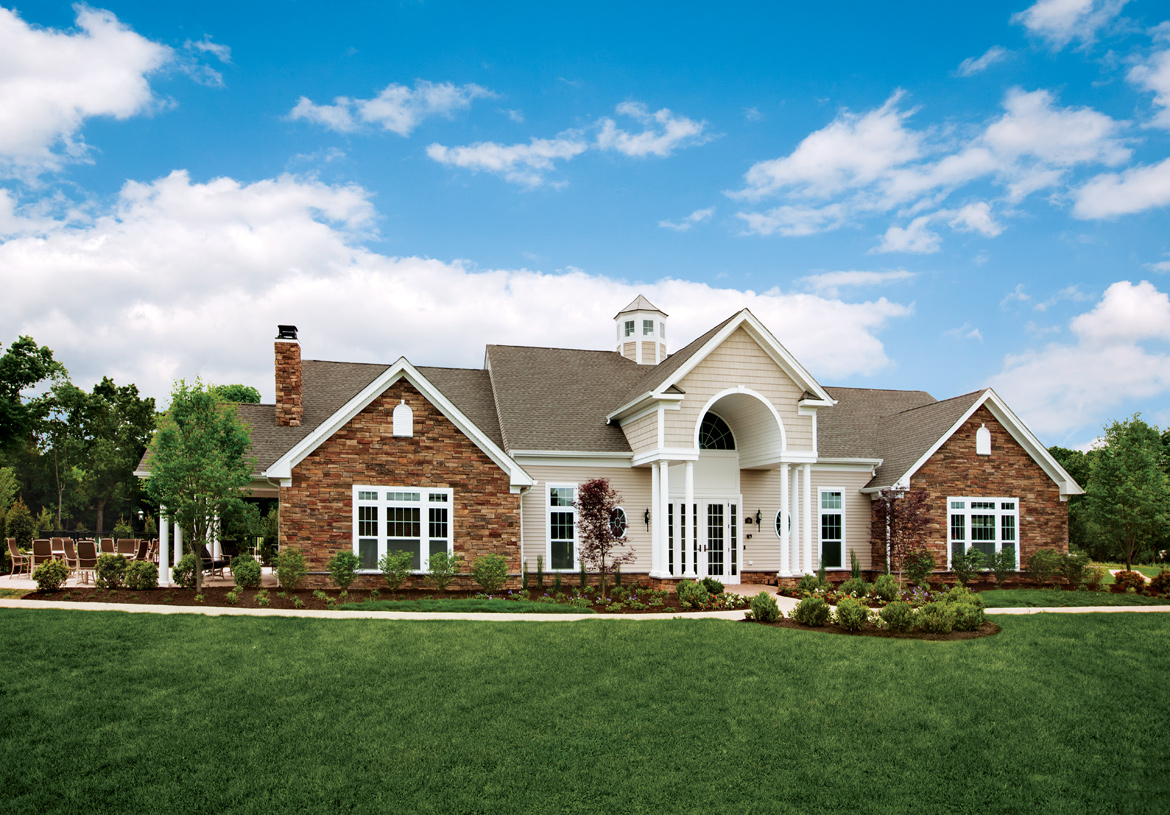 hopewell glen the gardens the bayhill home design hopewell glen the gardens the palmerton home design