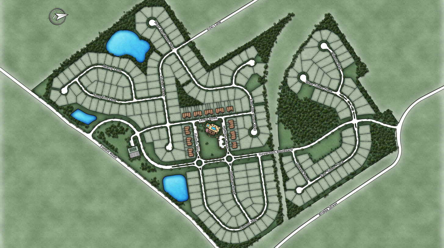 Hopewell Glen Overall Site Plan