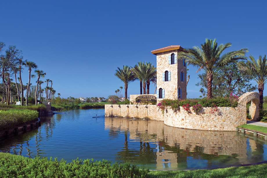 Jupiter Country Club - Golf Villas