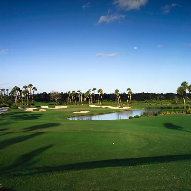 Jupiter Country Club - Golf Villas