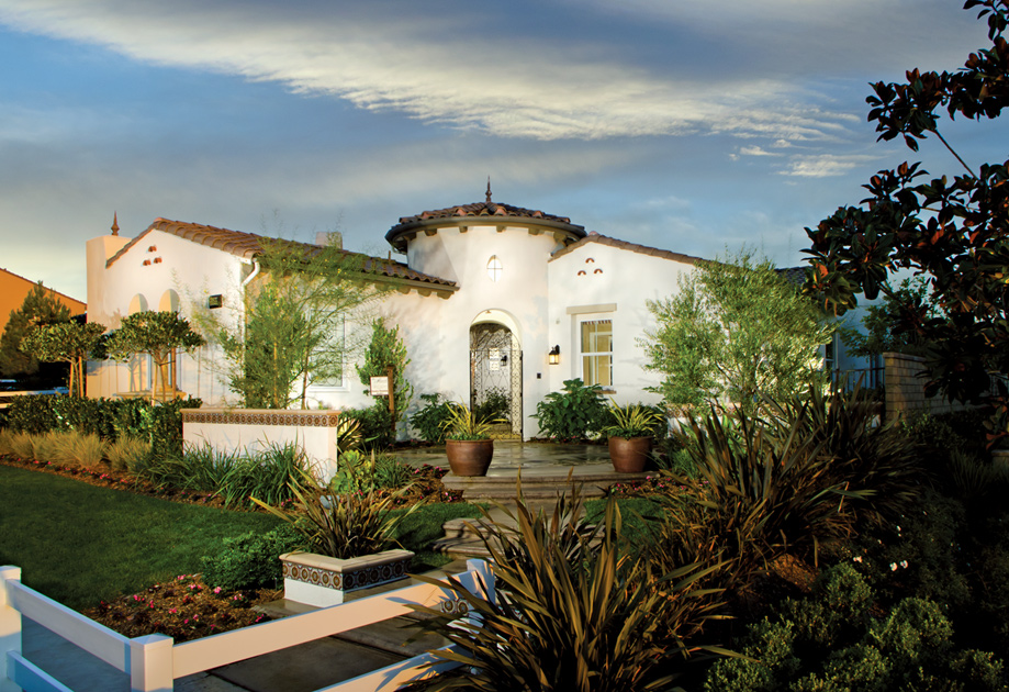 New luxury homes for sale in moorpark ca the pinnacle for Luxury one story homes