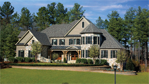Toll Brothers - Hasentree - Signature Collection Photo