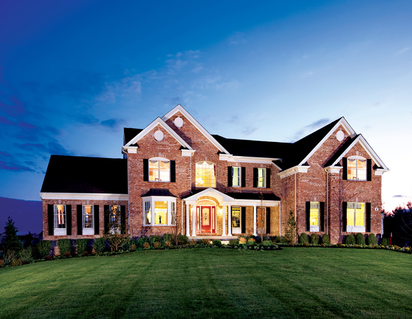 New luxury homes for sale in cream ridge nj ridings at for New jersey luxury homes