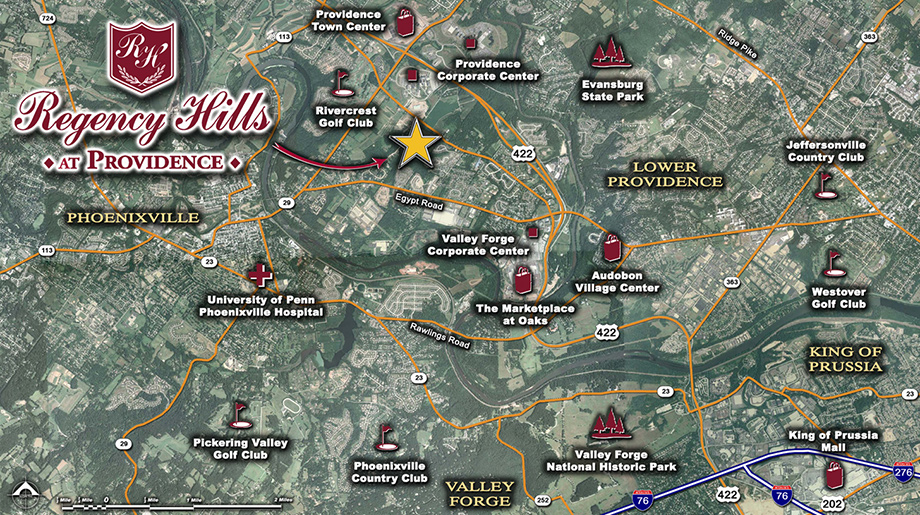 Regency Hills At Providence Luxury New Homes In
