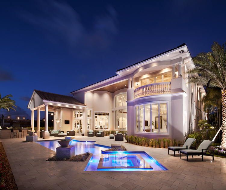 Luxury Homes In Florida: Bellaria: Luxury New Homes In Windermere, FL