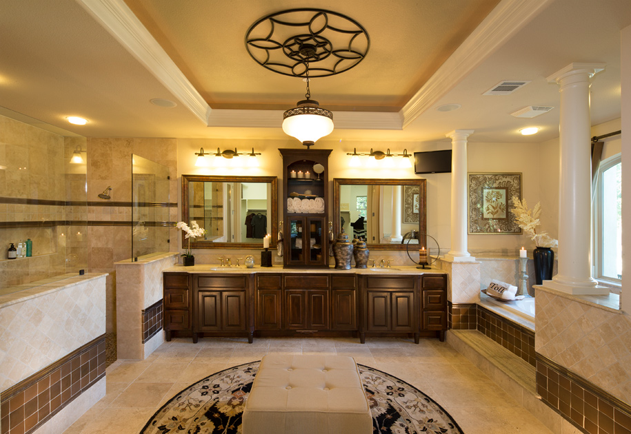 Frisco tx new homes for sale latera for Pictures of master bathrooms in new homes