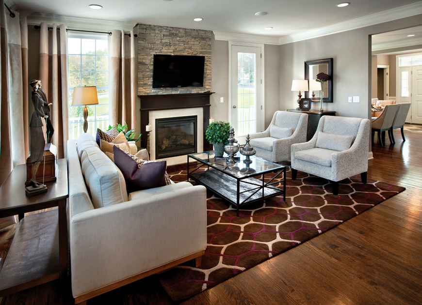 Rivington By Toll Brothers The Hills Collection Luxury New Homes In Danbury CT